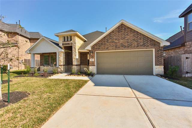 2111 Angel Trumpet, Katy, TX 77494 (MLS #21447665) :: The SOLD by George Team