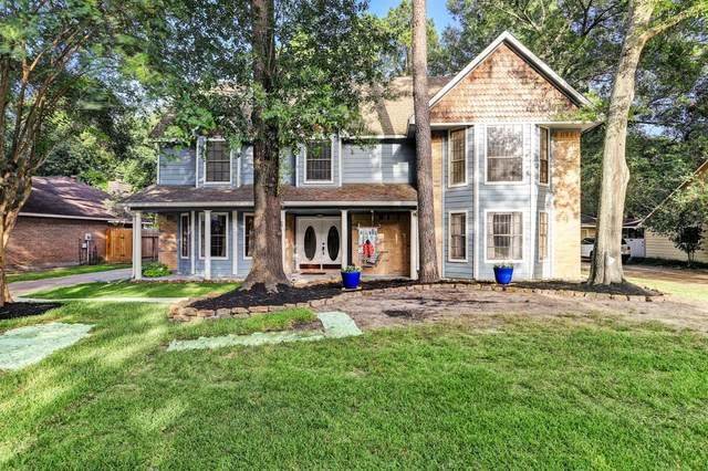 3810 Village Oaks Drive, Kingwood, TX 77339 (#21451132) :: ORO Realty