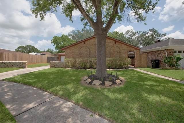 15707 Sea Liner Drive, Houston, TX 77062 (MLS #21452558) :: Keller Williams Realty