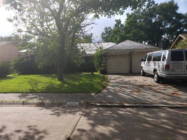 11814 S Perry Avenue, Houston, TX 77071 (MLS #21459065) :: The Parodi Team at Realty Associates