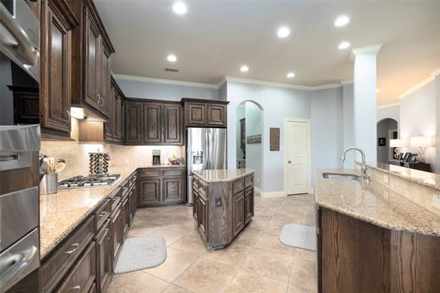 6187 Andover Hills Court, League City, TX 77573 (MLS #21460176) :: Texas Home Shop Realty