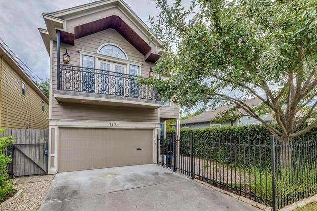 717 Herkimer Street B, Houston, TX 77007 (MLS #2146077) :: The SOLD by George Team