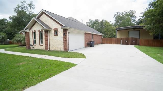 28319 Lazy Rock Drive, Huffman, TX 77336 (MLS #21467677) :: Caskey Realty