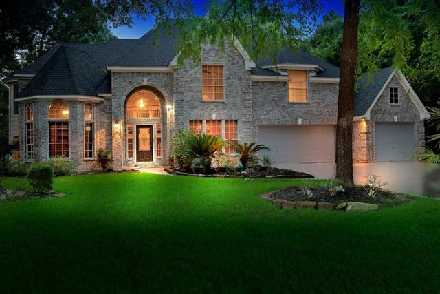70 N Skyflower Court, The Woodlands, TX 77381 (MLS #21470300) :: The Bly Team