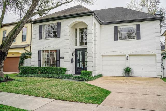 4111 Dartmouth, West University Place, TX 77005 (MLS #21471064) :: The Queen Team