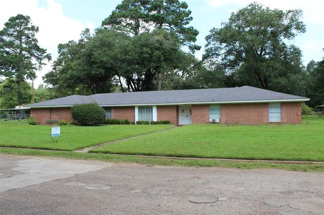 1205 E Redbud Avenue, Crockett, TX 75835 (MLS #2148740) :: The Freund Group
