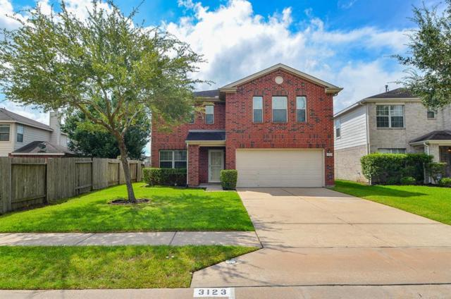 3123 Thomas Paine Drive, Missouri City, TX 77459 (MLS #2148958) :: The Sansone Group