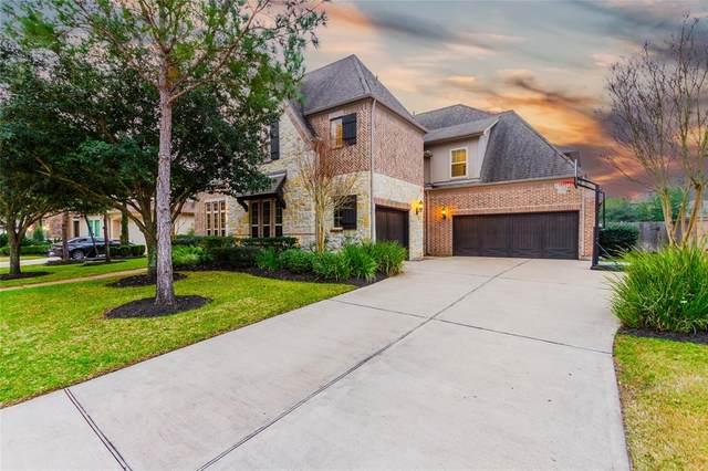 27511 Hurston Glen Lane, Katy, TX 77494 (MLS #21499127) :: Lisa Marie Group | RE/MAX Grand