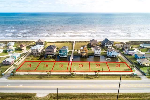 14 Blue Heron Circle, Jamaica Beach, TX 77554 (MLS #21501029) :: Ellison Real Estate Team