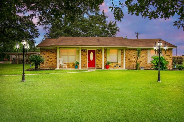 8230 S Williams Road, Conroe, TX 77303 (MLS #21519045) :: The Home Branch