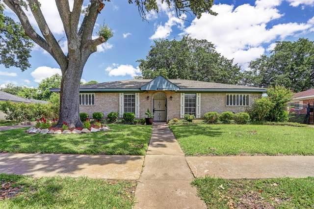 8510 Hazen Street, Houston, TX 77036 (MLS #21525268) :: The SOLD by George Team