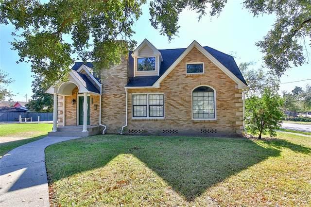 521 W Gulf Street, Baytown, TX 77520 (MLS #21538993) :: Rachel Lee Realtor