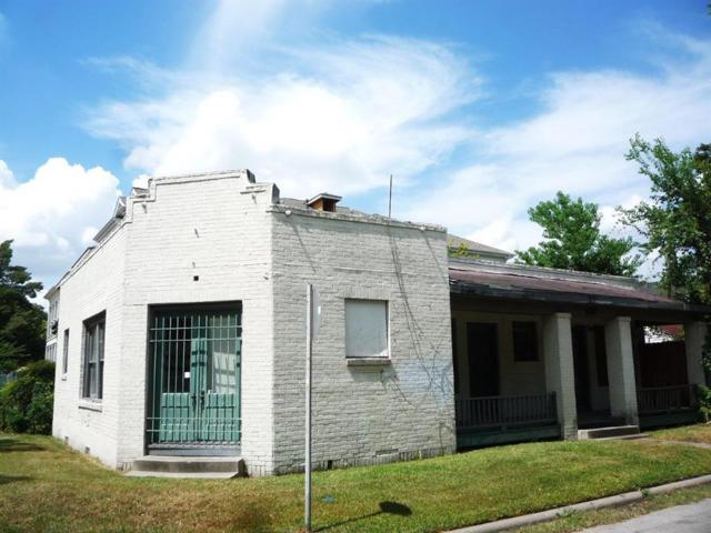 2601 Baylor Street, Houston, TX 77009 (MLS #21553538) :: KJ Realty Group