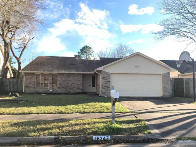 16247 Los Altos Drive, Houston, TX 77083 (MLS #21558618) :: Texas Home Shop Realty