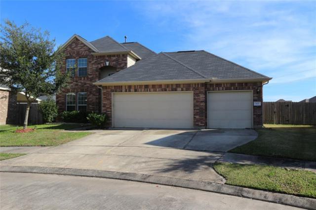 863 Sand Crab Lane, La Marque, TX 77568 (MLS #21559491) :: The Heyl Group at Keller Williams