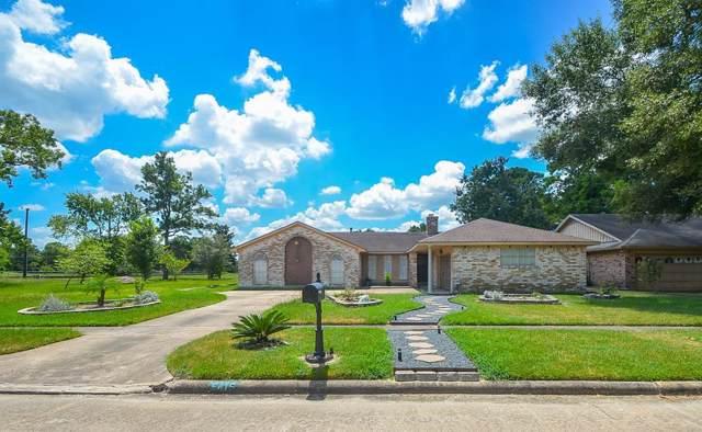 5415 Arncliffe Drive, Houston, TX 77088 (MLS #21565914) :: The Heyl Group at Keller Williams