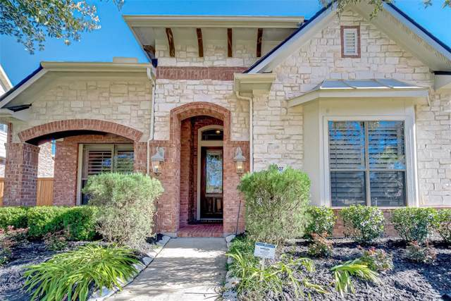 8407 Iron Tree Lane, Katy, TX 77494 (MLS #21566590) :: Texas Home Shop Realty