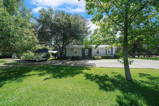 10907 Old Chappell Hill Road, Chappell Hill, TX 77426 (MLS #21580637) :: The SOLD by George Team