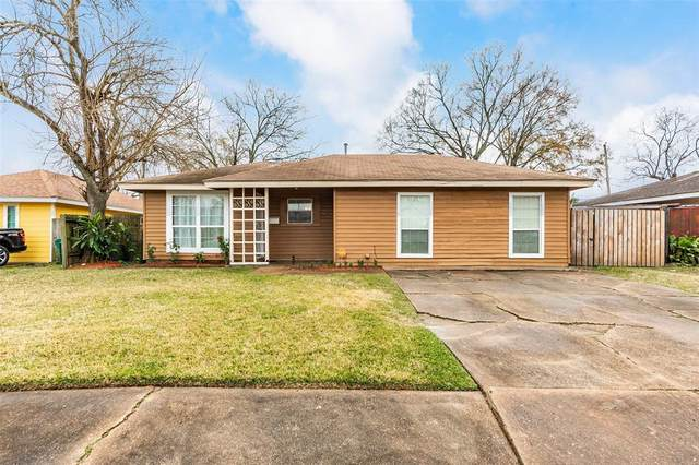 2706 Marshall Street, Pasadena, TX 77506 (MLS #2158405) :: The Freund Group