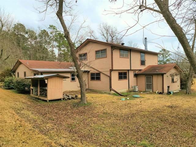 210 White Oak Circle, Point Blank, TX 77364 (MLS #21584153) :: Homemax Properties