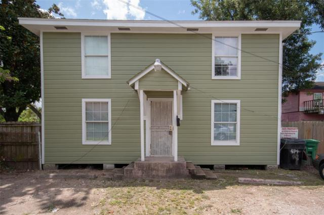 4410 Engleford Street 1 - 4, Houston, TX 77026 (MLS #21585269) :: The SOLD by George Team