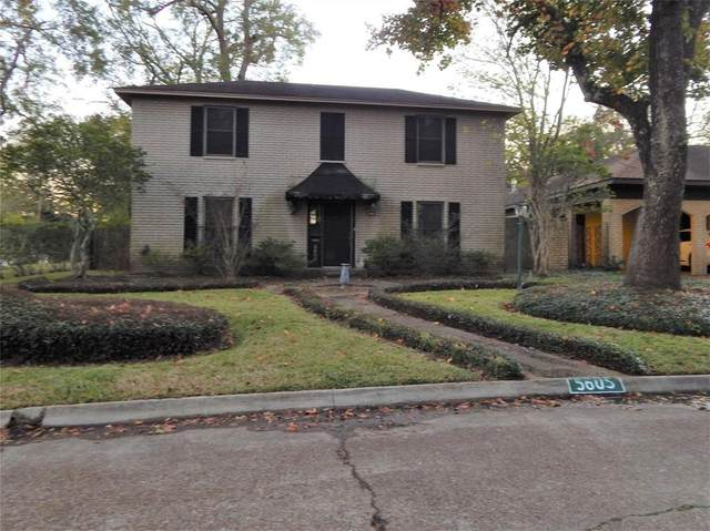 5605 Mistletoe Drive, Beaumont, TX 77707 (MLS #21587909) :: The Bly Team