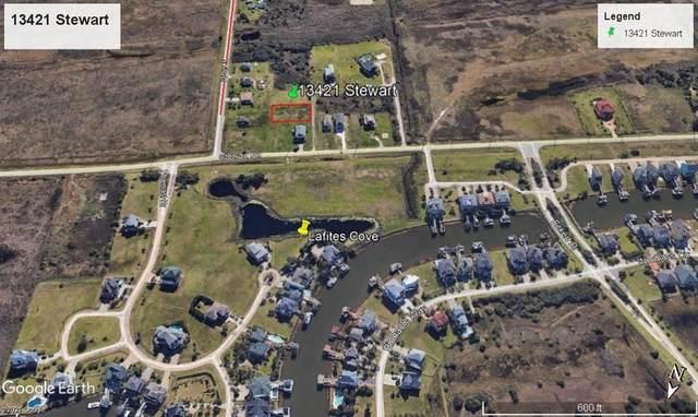 13421 Stewart Road, Galveston, TX 77554 (MLS #21601880) :: The Freund Group