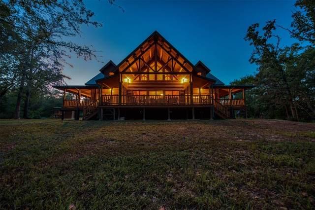 17 Lakeside Drive, Montalba, TX 75853 (MLS #21602283) :: All Cities USA Realty