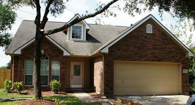 3261 S Berzin Court, Katy, TX 77493 (MLS #21602404) :: Texas Home Shop Realty