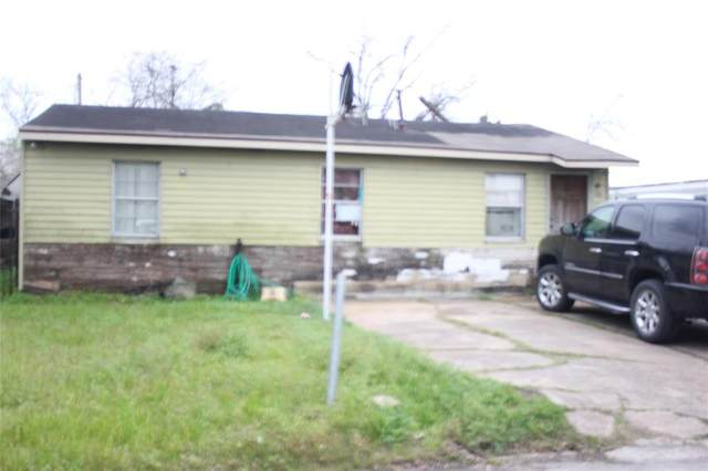 10102 Norvic Street, Houston, TX 77029 (MLS #21606094) :: The Jennifer Wauhob Team