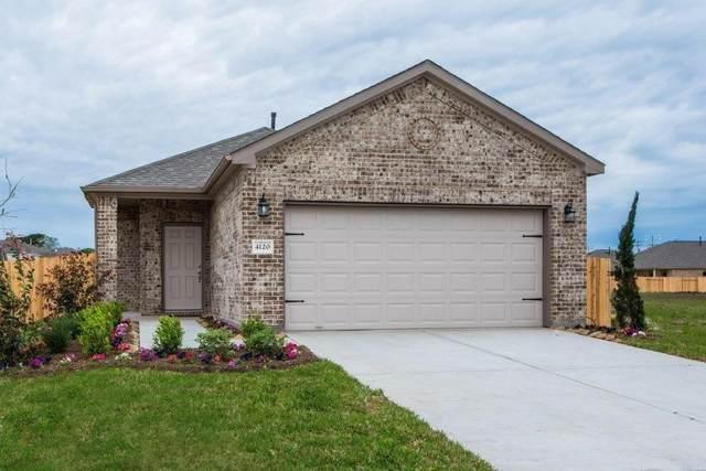 4220 W Bayou Maison Circle, Dickinson, TX 77539 (MLS #21614828) :: Rachel Lee Realtor