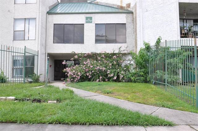 2814 S Bartell Drive #12, Houston, TX 77054 (MLS #21617865) :: The SOLD by George Team