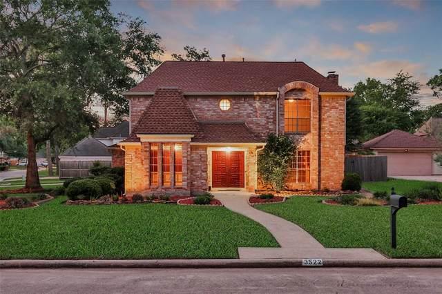 3522 Blue Cypress Drive, Spring, TX 77388 (MLS #21618236) :: Michele Harmon Team