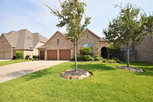3011 Currant Drive, Manvel, TX 77578 (MLS #21622115) :: The Sansone Group