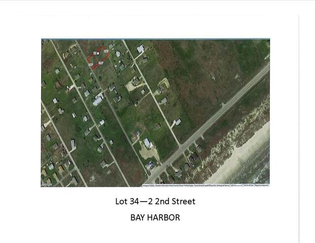 Lot 34-2 2nd Street, Galveston, TX 77554 (MLS #2162356) :: The SOLD by George Team