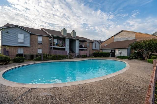 9350 Country Creek Drive #12, Houston, TX 77036 (MLS #21632495) :: Homemax Properties