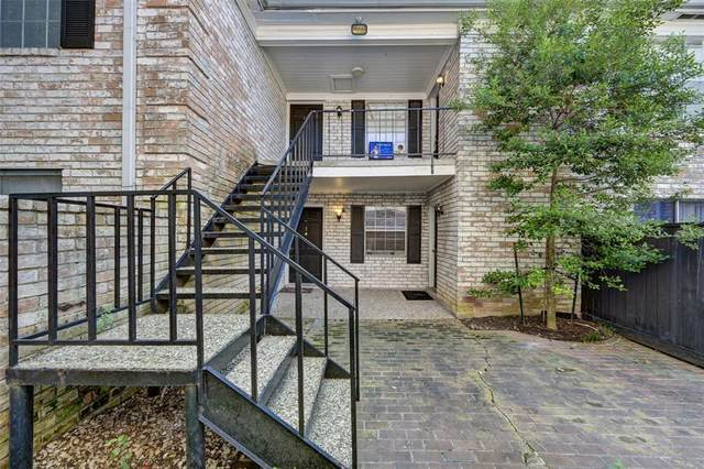 7900 Westheimer Road #224, Houston, TX 77063 (MLS #21635907) :: The SOLD by George Team
