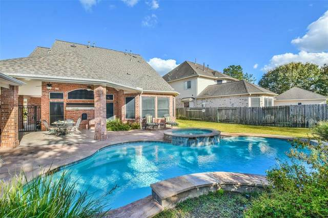 15807 Lower Lake Drive, Cypress, TX 77433 (MLS #21637632) :: Lerner Realty Solutions