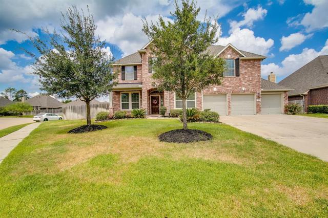 11110 Arthurian Dream Court, Tomball, TX 77375 (MLS #21642056) :: Caskey Realty