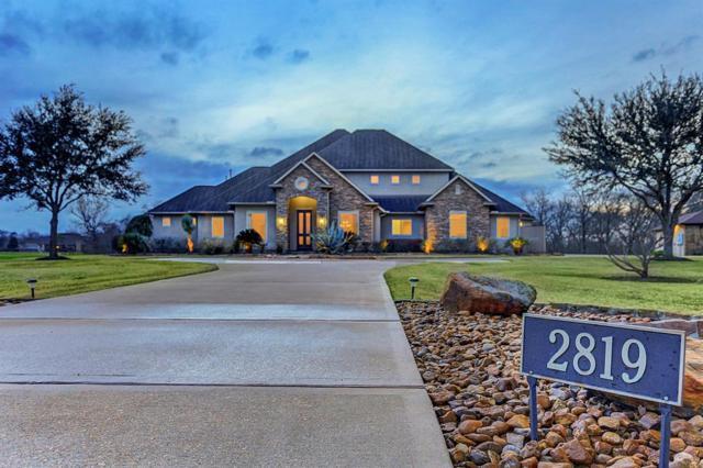 2819 Palmetto Bend, Richmond, TX 77406 (MLS #21655322) :: Texas Home Shop Realty