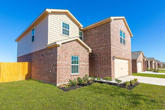 377 Stone Gage Drive, Katy, TX 77493 (MLS #21655915) :: The Bly Team