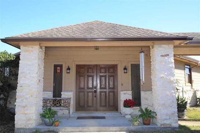 3121 N Elm Road, Santa Fe, TX 77517 (MLS #21661098) :: The SOLD by George Team