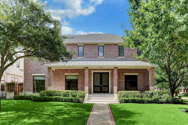 3704 Darcus Street, Houston, TX 77005 (MLS #21666763) :: The Home Branch