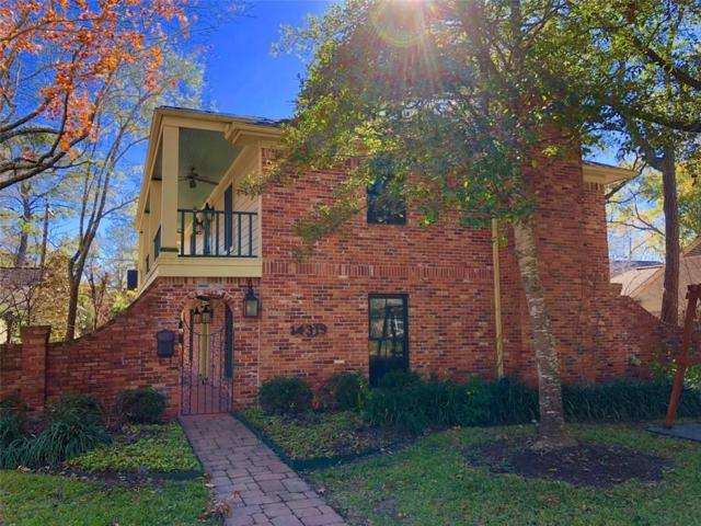 14319 Carolcrest Drive, Houston, TX 77079 (MLS #21666943) :: REMAX Space Center - The Bly Team