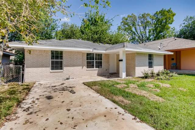3831 Amos Street, Houston, TX 77021 (MLS #21667126) :: Caskey Realty