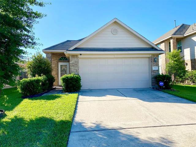 2711 Shearwater Bend Drive, Humble, TX 77396 (MLS #21675809) :: The SOLD by George Team