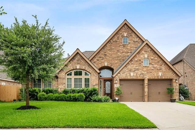 1706 Finney Knoll Lane, Spring, TX 77386 (MLS #21680657) :: The SOLD by George Team