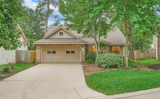 27 Wintergrass Place, The Woodlands, TX 77382 (MLS #21681150) :: Phyllis Foster Real Estate