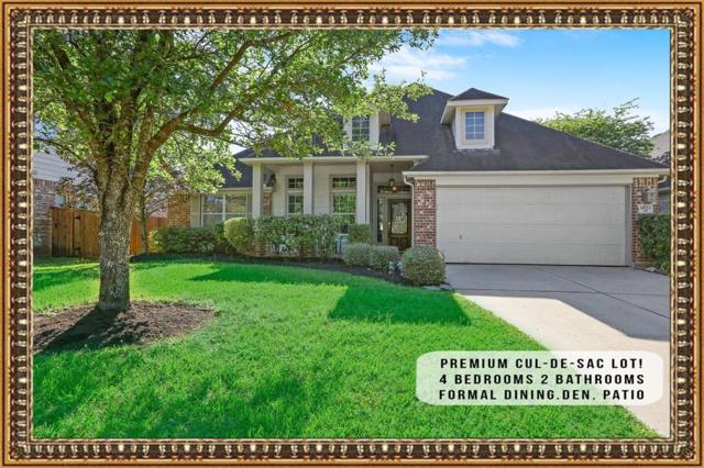14723 Arbor Trace Lane, Humble, TX 77396 (MLS #21682211) :: The Home Branch
