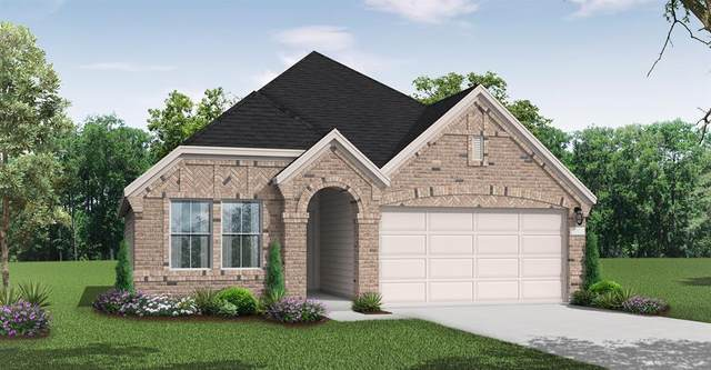 4710 Crest Hill Drive, Manvel, TX 77578 (MLS #21684814) :: The SOLD by George Team
